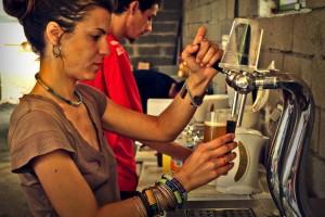 Bar in Selbstverwaltung