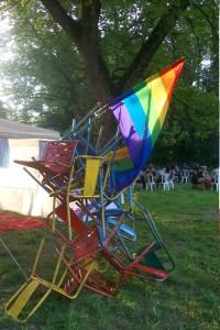Der LGBTI-Space nach Feierabend